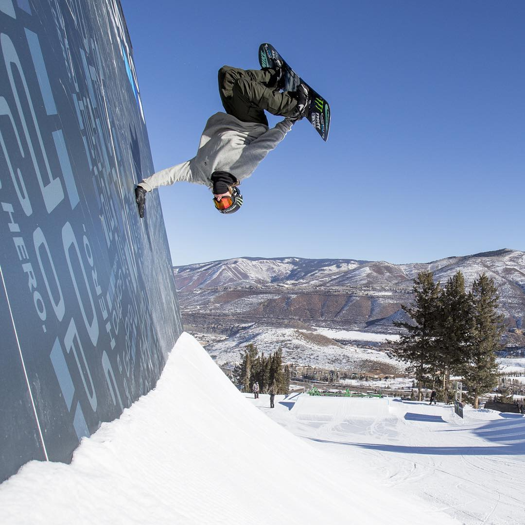 ICYMI: @SageKotsenburg world premiered Ep. 1 of his new series #TheOtherSideProject on XGames.com!  Click the link on our profile page to check it out. (