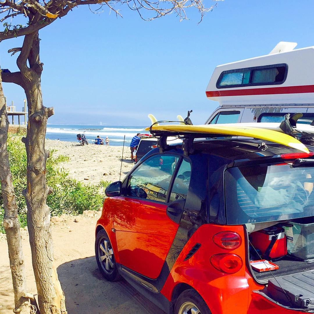 GET OFF THE BEATEN PATH #explore #surf #adventure #roadtrip #secretbeach #offthebeatenpath #travel #surfmobile #happyfriday #OKIINO