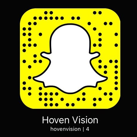 Hoven Vision is now on snapchat!! Give us a follow to catch all the behind the scenes action with upcoming events and team riders! Snapchat---> hovenvision