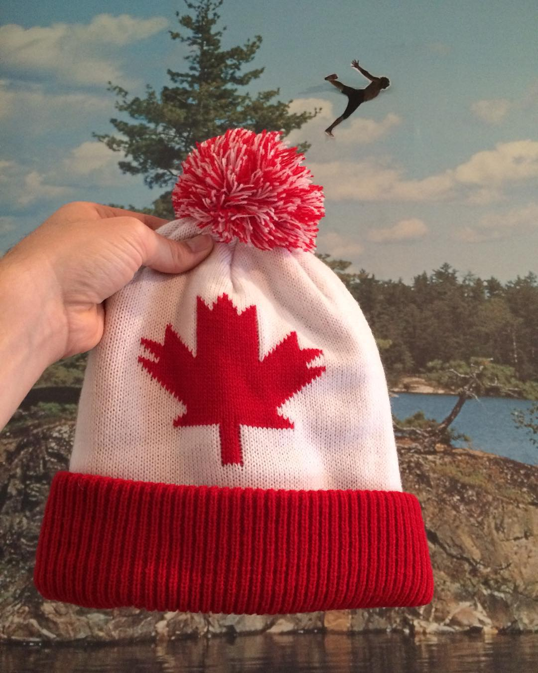 We missed doing the #coalheadwear Weekend Hat Pick so here's another one for you. This #toque (not a beanie) is part of the Nations series and can be worn by anyone (not just Canadians). Available now as part of our #FW15 collection!