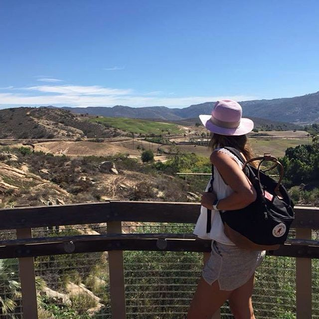 Today we're exploring SanDiego