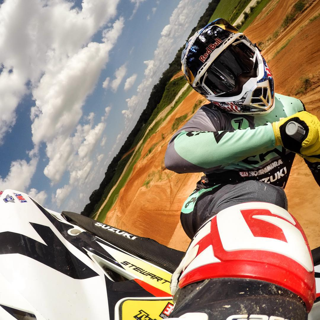 Congrats to @therealjs7 for taking @redbull #StraightRhythm today! What a return. #GoPro #GoProMoto