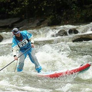 #Repost from team rider @jacknife28 ・・・ The Ocoee Race was probably the hardest race I've done so far! Hope to see more Sups out there with me next year!  #adventuredesigned #wwsup #halanass #ocoeerace15 @immersionresearch @astralwhitewater