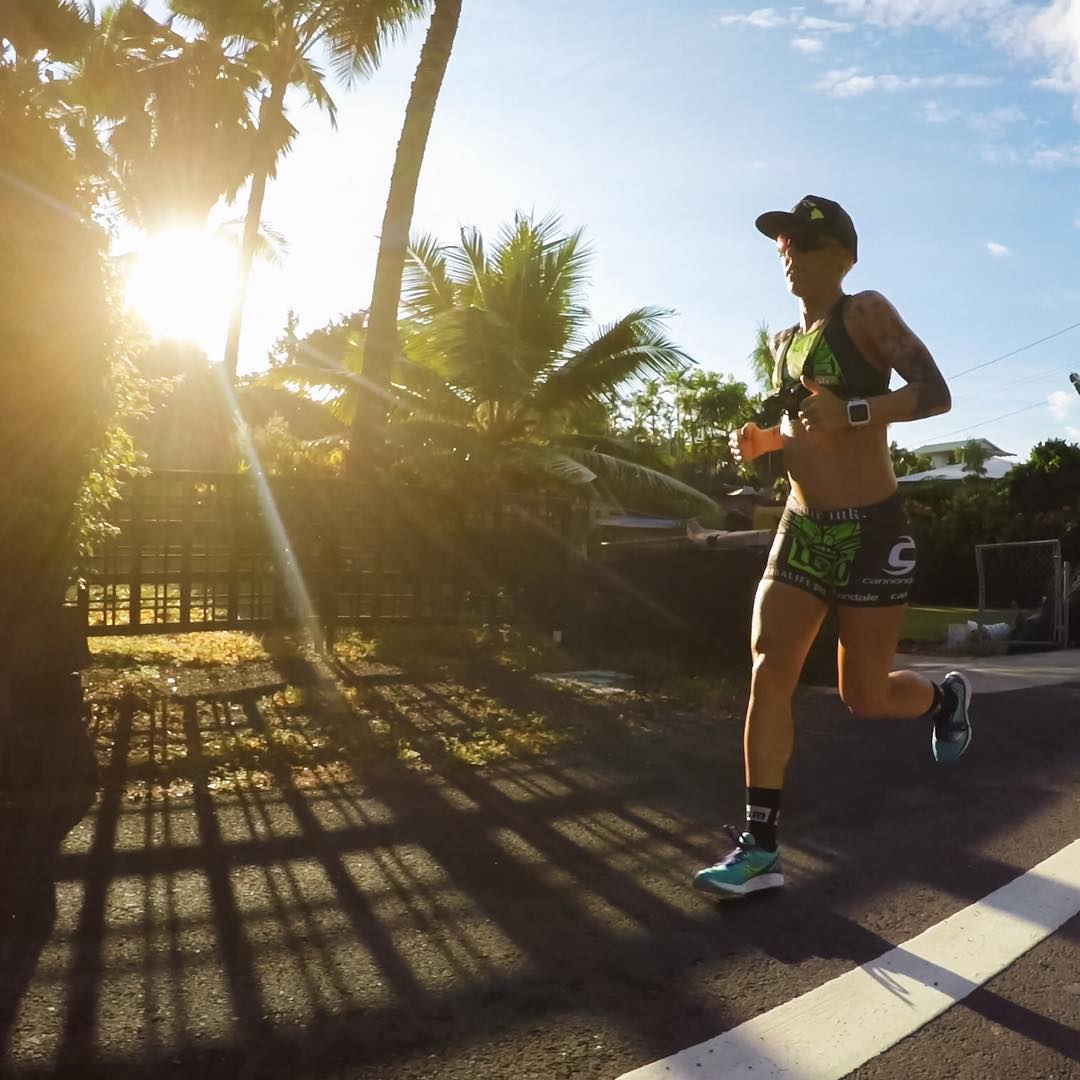 @hjacksonracing, huge congrats on a strong finish @ironmantri World Championship in #Kona. You are an inspiration #GoProGirl