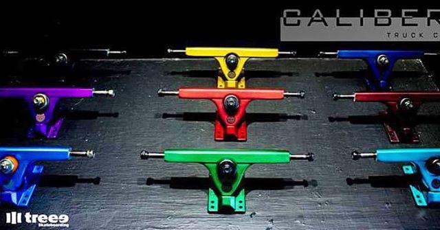 @treeeskateboarding has all the Caliber goods you need. #caliber44 #caliber50