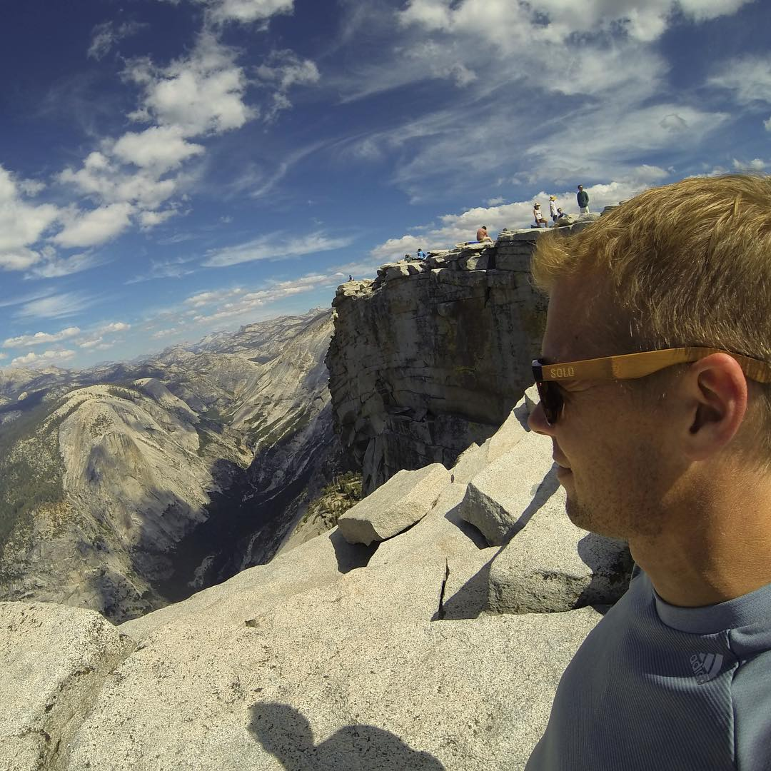 Flash SALE today only! Use promo code Flash40 during checkout. Follow the link in our profile.  #soloeyewear #liveandgive #yosemite #halfdome