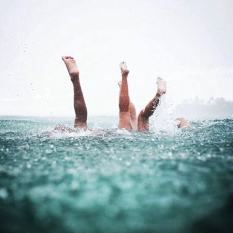 DIVE IN // Where'd the weekend go? #luvsurf #divein #seekthesea #arewethereyet #monday