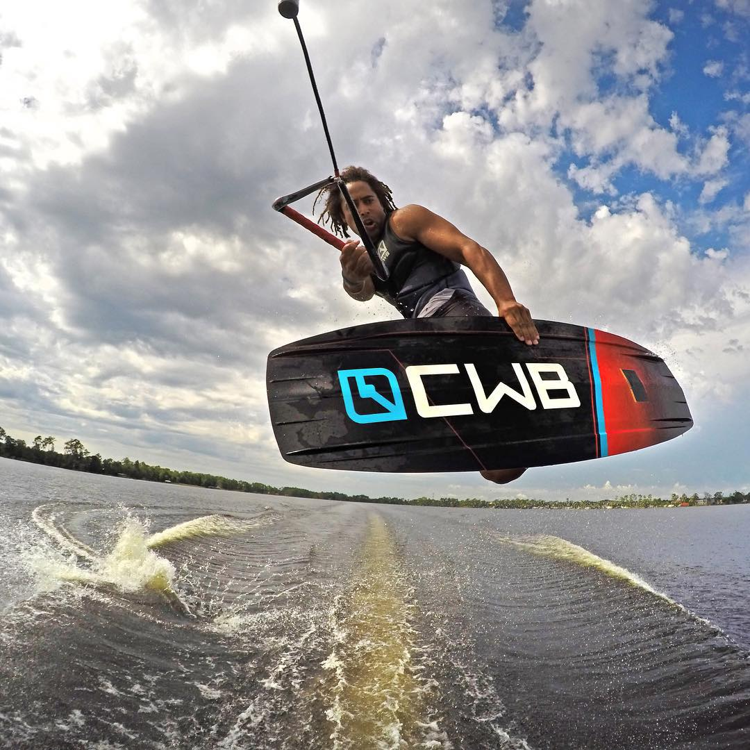 Method Monday! Photo: @joshpalma GoPro HERO4 | GoPole Evo #gopro #gopole #gopoleevo #methodmonday #wakeboarding @cwbboardcompany