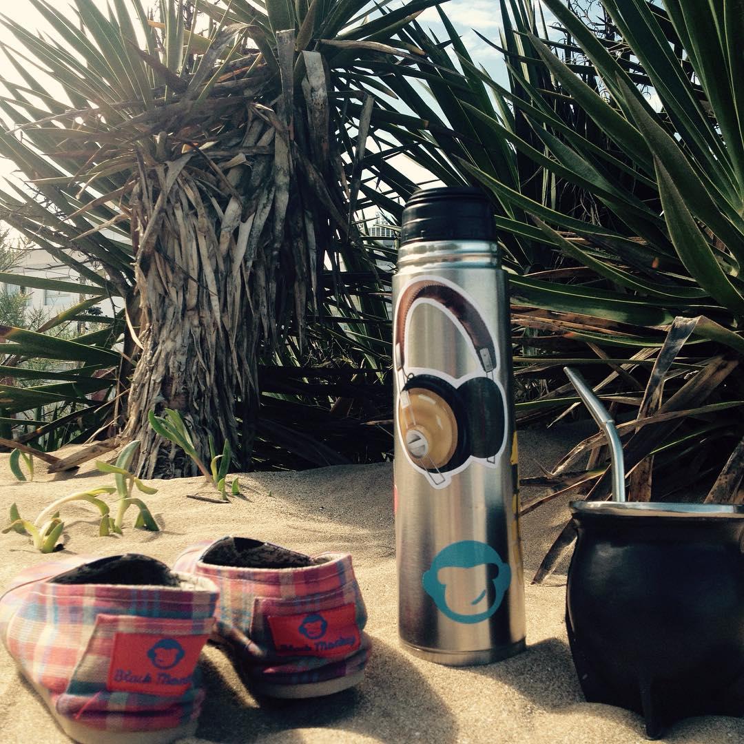Tardes de Playa, Mate & Black Monkey