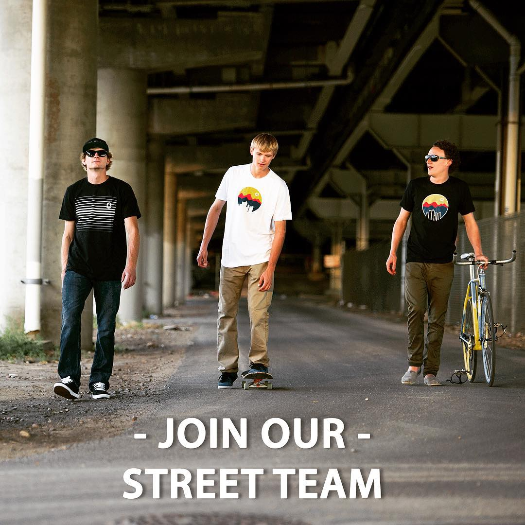 We are recruiting new members for our street team to help spread the every day an outside day message!  Street team members get unique coupon codes that earn them 10% of sales and give everyone a 10% discount on all orders.  Sign up is super fast and...