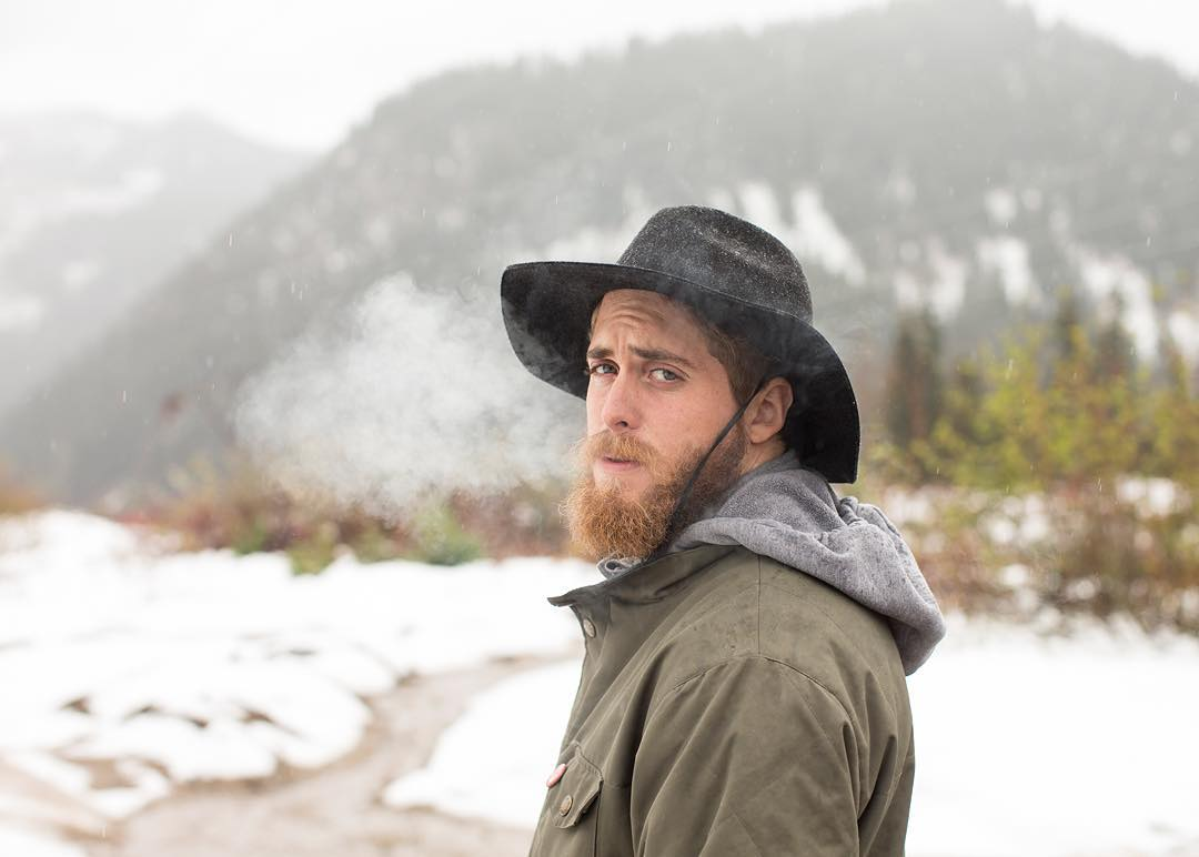 Keep the sun out of your eyes and the rain (or snow) off your face with The Lee hat as seen here on #coalheadwear Ambassador @bcocard. Available now as part of our #FW15 collection.