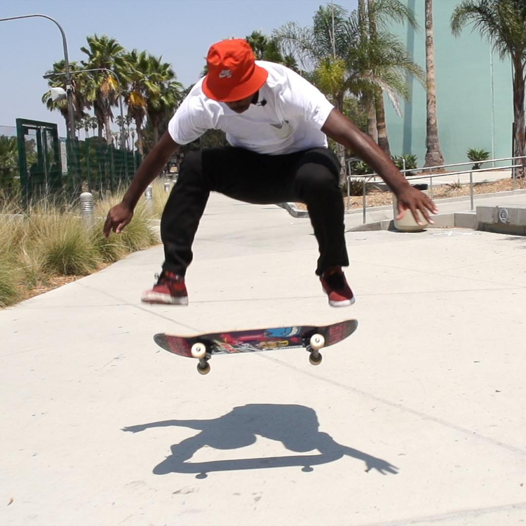 ICYMI: @TheotisBeasley taught us to frontside heelflip in Ep. 7 of #XGamesTrickTips!  Click the link on our profile page to check it out.