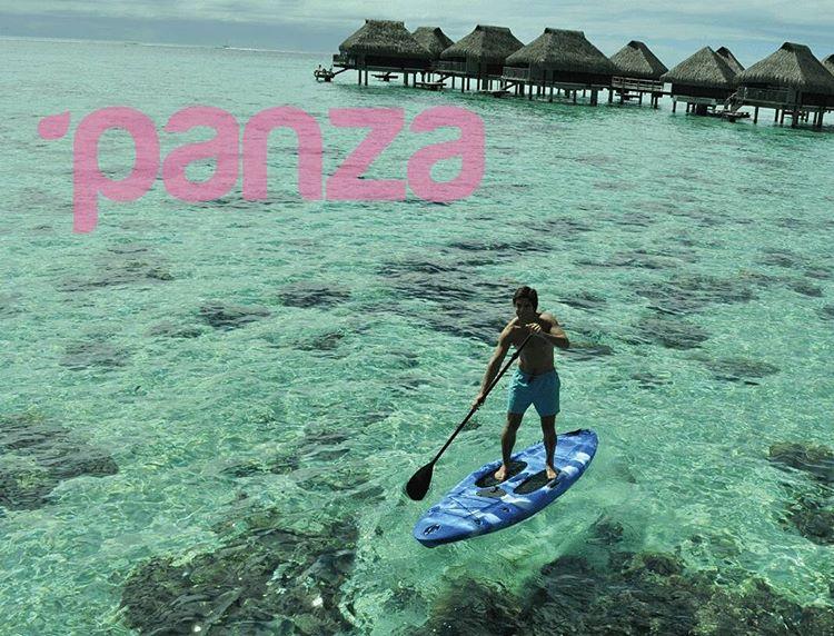 La pregunta que todos nos deberíamos estar haciendo es , ¿Por qué carajos no estoy ahí?  #borabora #paddle #sup #standuppaddle #summer #verano #beach #playa