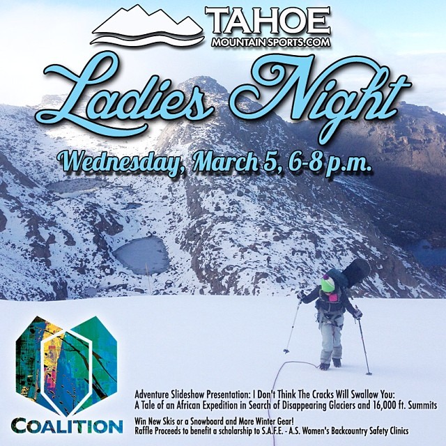 One week from today we'll be telling the story of why we launched Coalition on the top of a 16,000 ft peak AND giving away a pair of #skis or #snowboard. All raffle proceeds benefit @safeasclinics #avalanche safety courses for #women. #snowboarding...