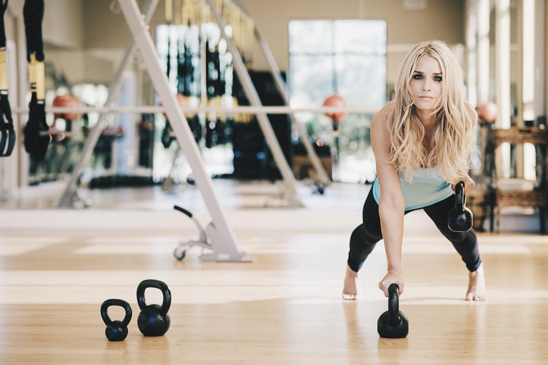 It's not everyday you come across a certified expert in everything from 4 different types of kettlebell-style workouts, barre, TRX, battleropes, weight loss, nutrition and more... So, when we did, we couldn't help but to get her on board as one of our...