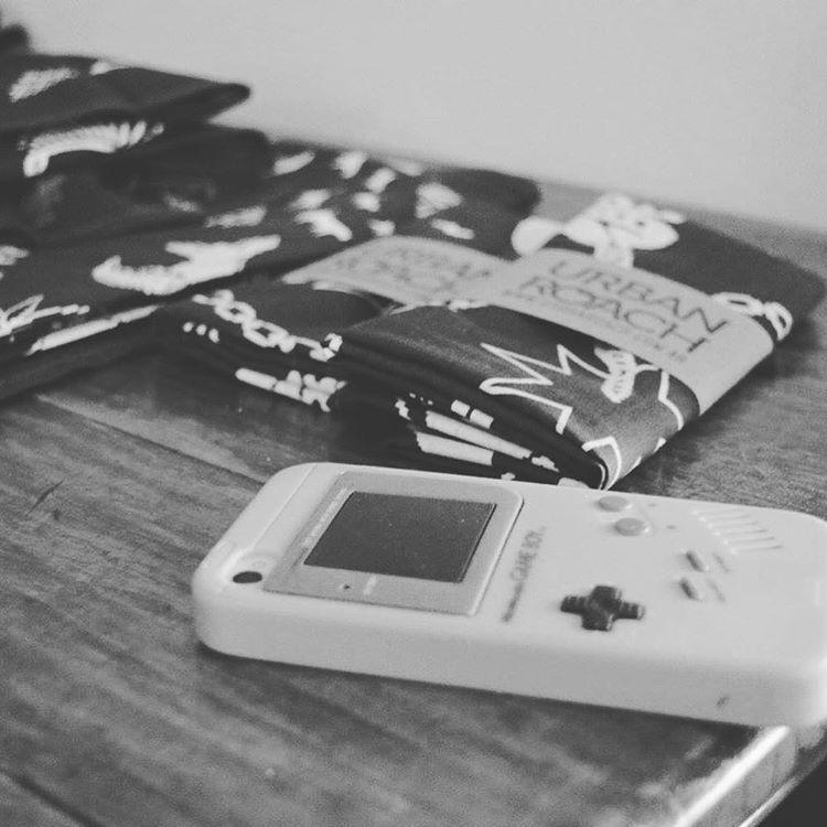 Gameboy ❤️ #pixel #pixelart #style #gameboy #urbanroach #play #style PH #deuxamiscomunicacion