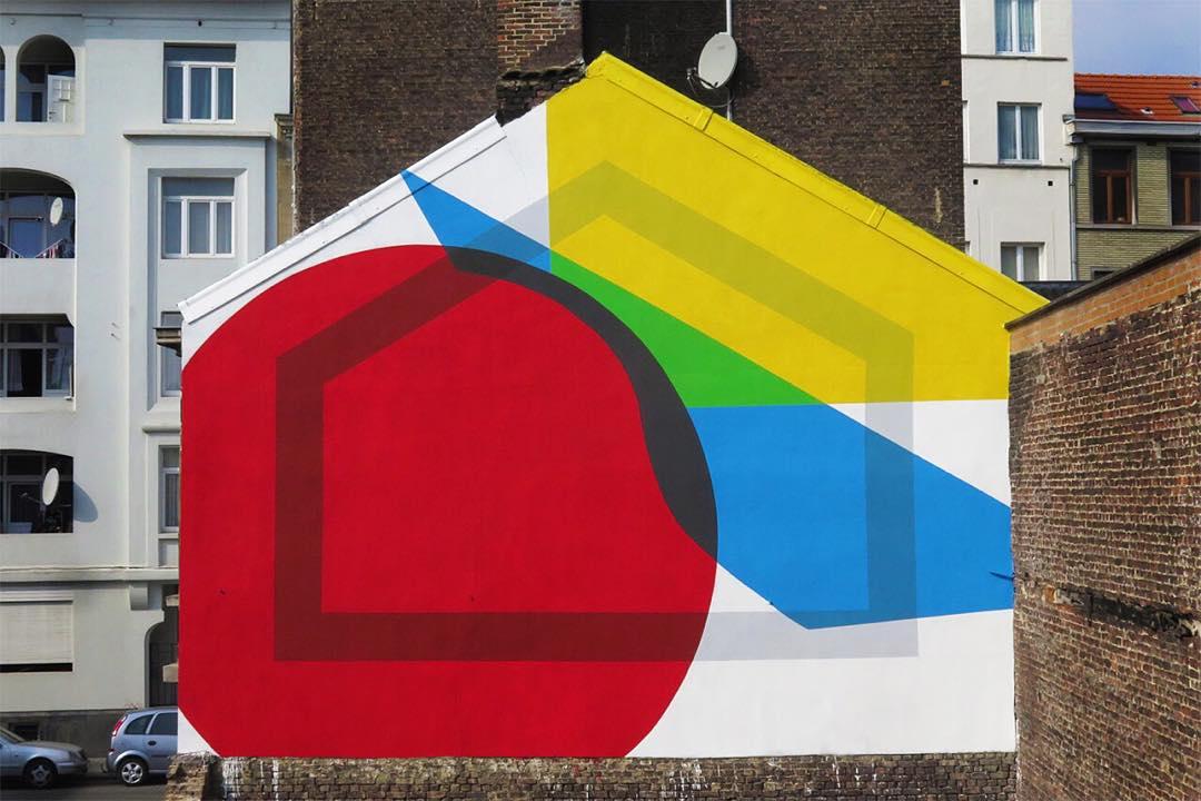 @elianchali en Bruselas... Check ✅ #ArteVans