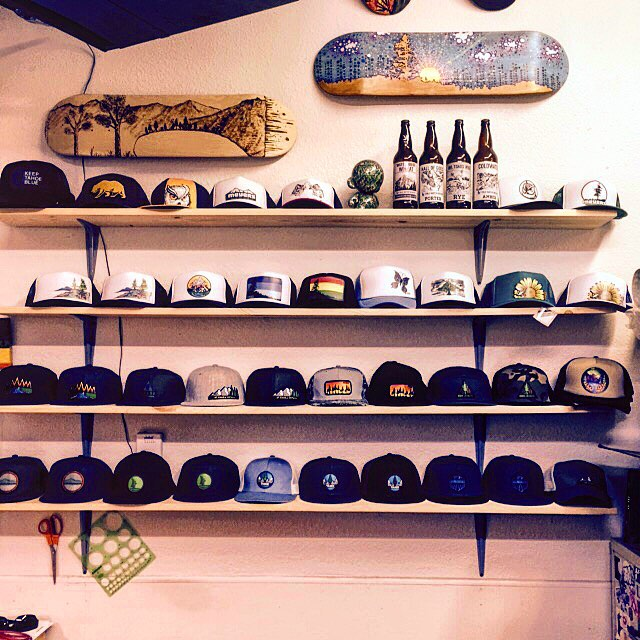 Event season is over for us at RISE Designs, but we still have a bunch of hats, shirts, and hoodies available at our shop in Meyers. Come on by 1808 Santa Fe Rd. #4 and check out our goods. #risedesigns #riseshop #meyerspride