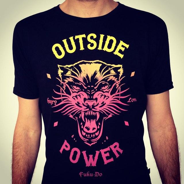 New collection! Encontralas en: http://fuku-do.com.ar/man.html #summer #pantera #panter #power #outside