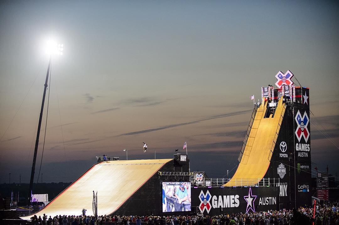Tomorrow, we are going to announce the dates of #XGames Austin 2016! (