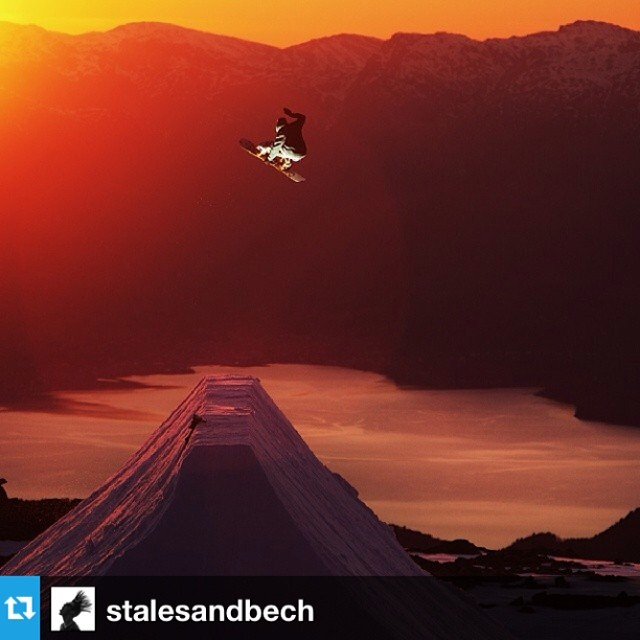 Enjoy the view!  #Repost from @stalesandbech