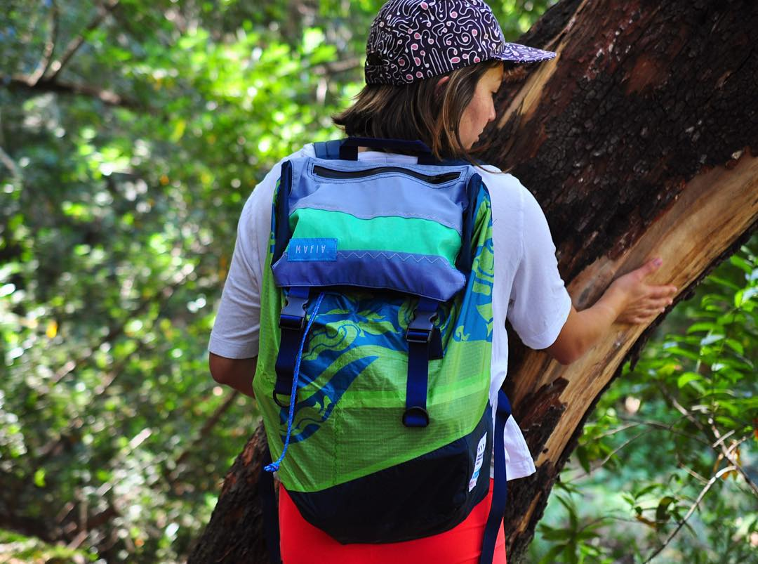 Our Discover Pack is the perfect companion for a day trip off the grid