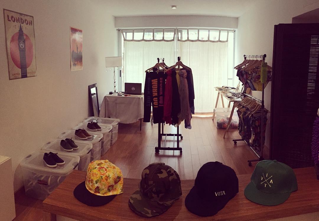 AHORA!! Showroom @vcp.moda