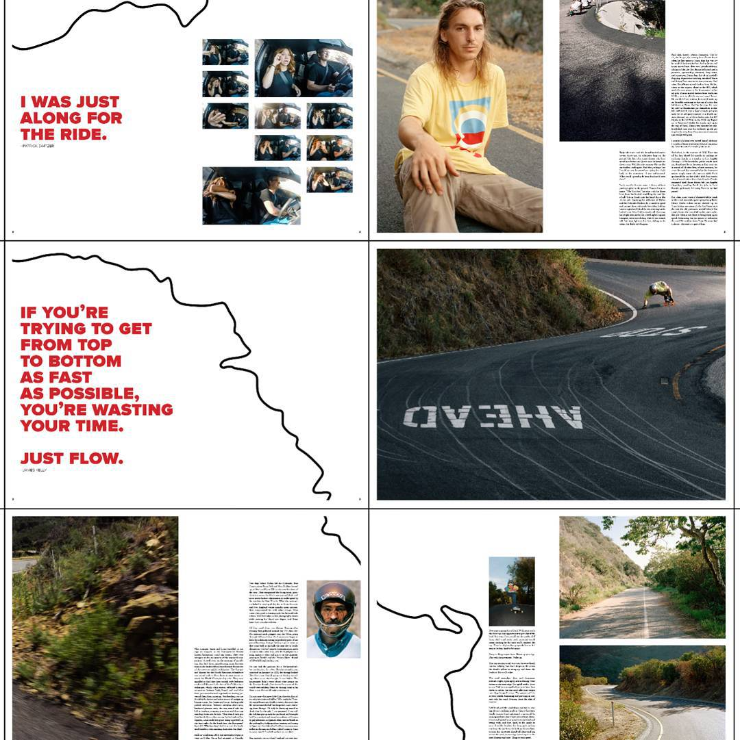 Down Grade Magazine is now available on www.LoadedBoards.com!  This is a sneak peek at issue 2, which spans from decades ago to present times, #DGM put in the work to find out all there is to know about this one of a kind one way.  Get your hands on a...