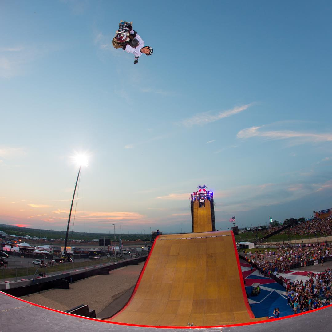 ICYMI: #XGames Austin is goin' down June 2-5, 2016 at @cota_official!
