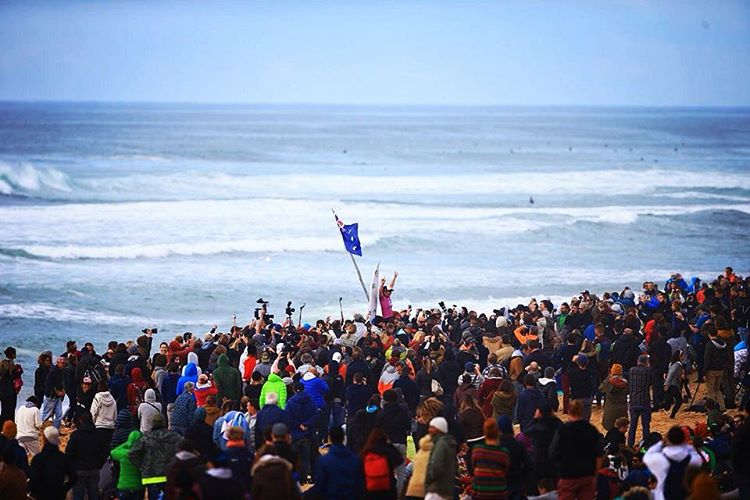 Guess who has done it again? Congratulations  @tylerwright on winning the 2015 #ROXYpro