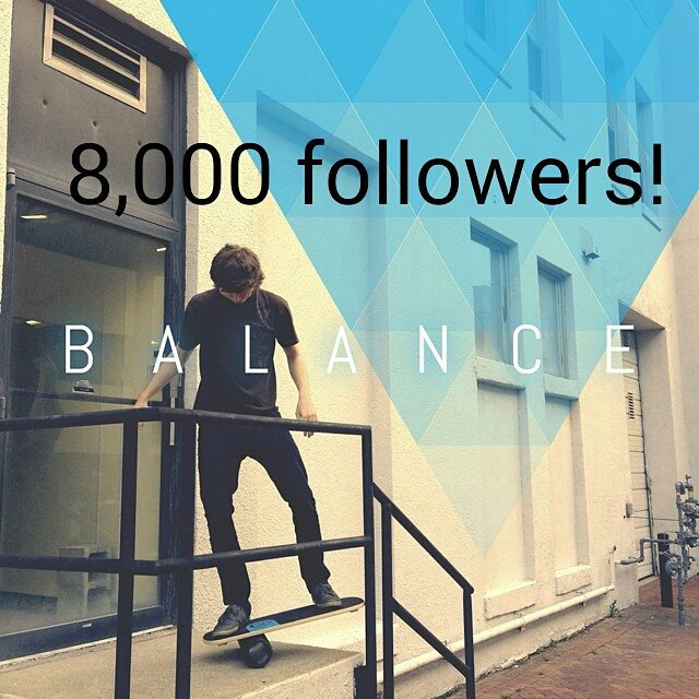 Thanks for all the support! Excited for new and upcoming things here at #revbalance followers!