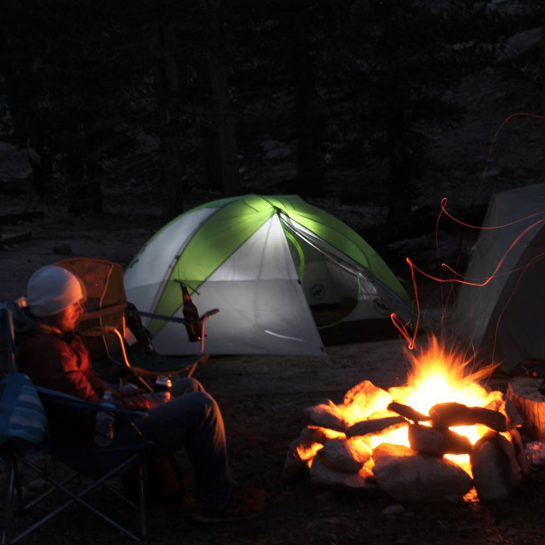 Camping in the #Sierras.  The #weekend is almost here! #getoutside #camping #hiking #14ers #adventure #graniterocx
