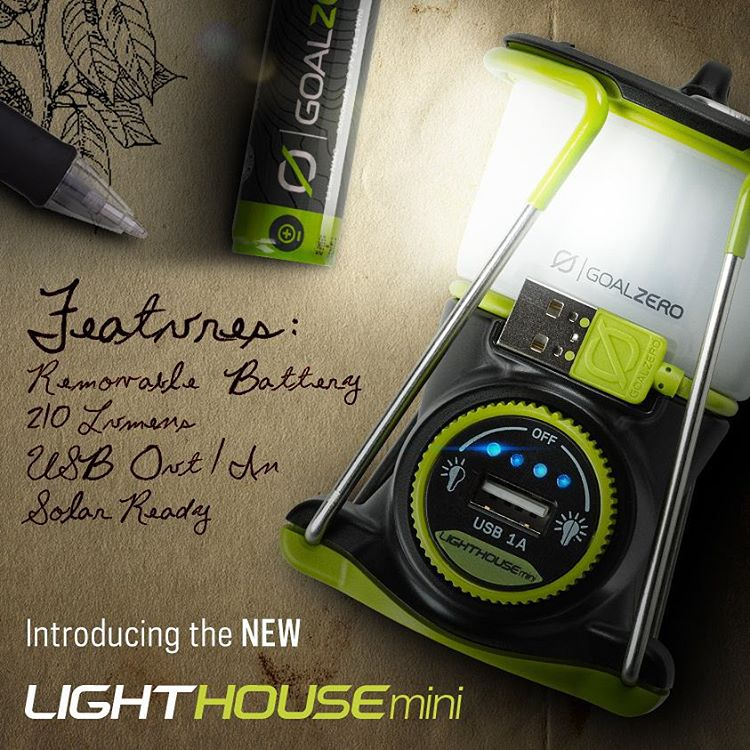 We're proud to introduce The Lighthouse Mini, the most versatile lantern of its kind on the market. To learn more follow the link in our profile.