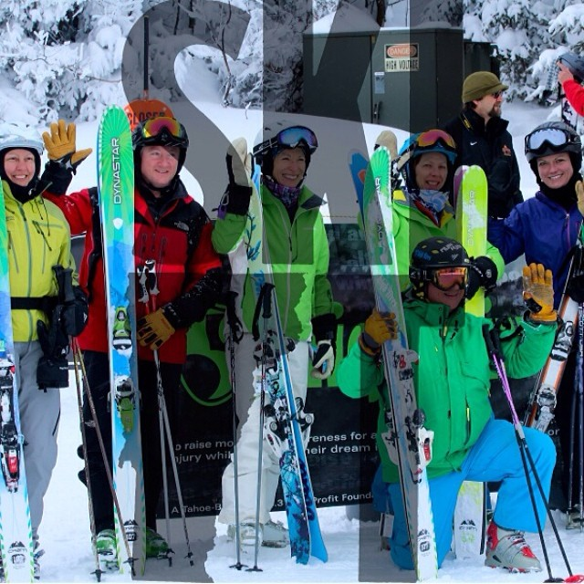 Thank you Ski Vermont for the support and sponsorship of the event, everybody get ready to HIGH FIVE this Sunday