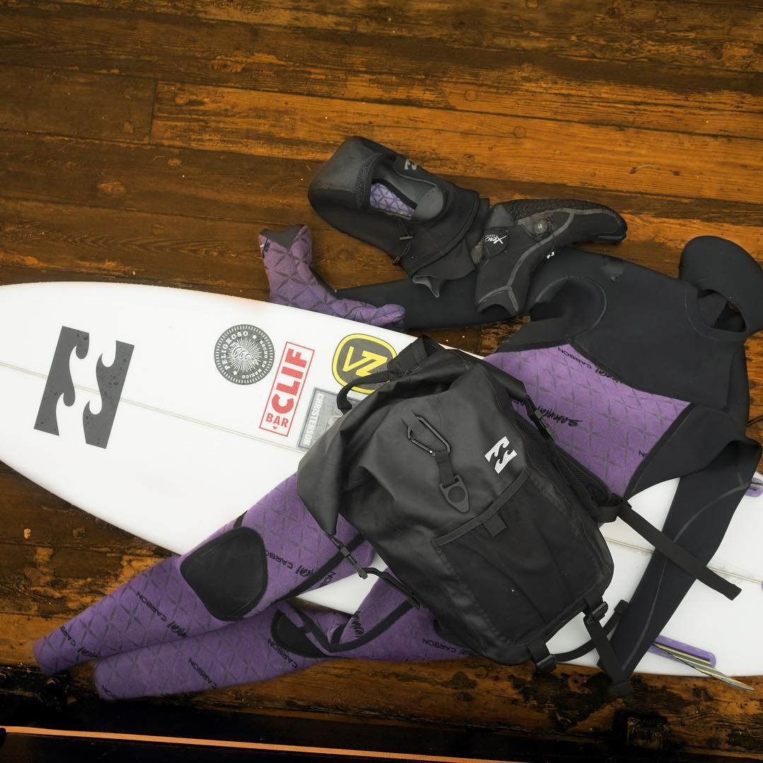 The Furnace Carbon wetsuit is the world's first suit to utilize BOA closure technology with Carbon yarn as the inner lining. Get yourself into the warmest, most flexible and comfortable suit on the market. Billabong.com #Billabongwetsuits