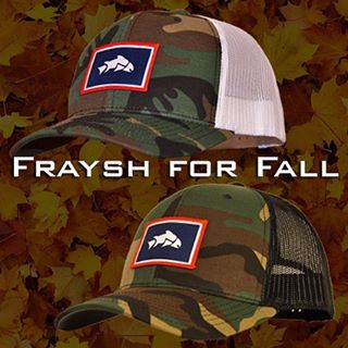 New Fall releases at www.give-r.com, including these fraysh old school camo WY Trout Hats, new women's tees, un poco espanol and more.  Free shipping for orders $60+ today and tomorrow only.  Tag a friend for chance to win one of these bad boys!...