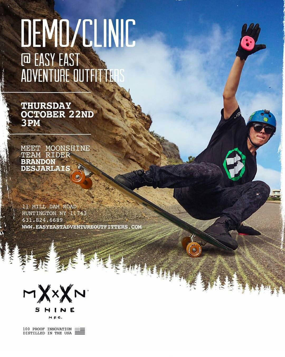 #NewYork you can't miss this #Demo / #Clinic with our boy @desgnarlais giving some tips on how to win some style points and #keepitholesom