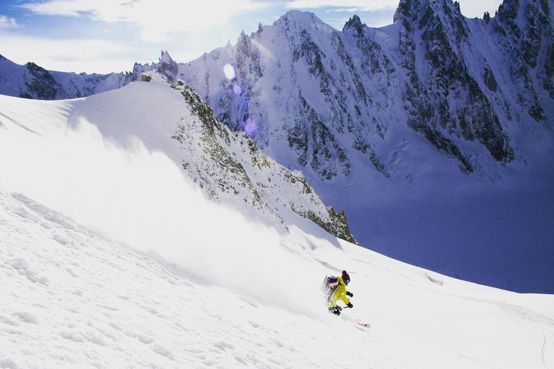 Dreaming of fresh lines and powder days