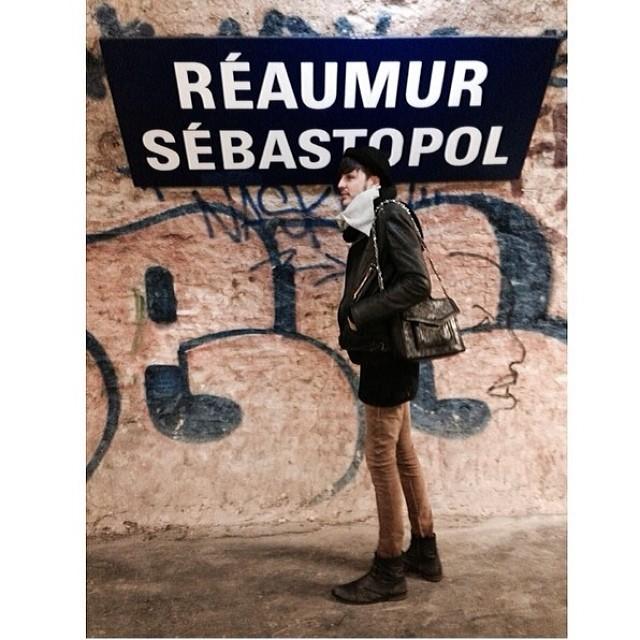 Volcom Brand Jeans vuelve a la semana de la moda de Paris de la mano de @paulfava #PFW14 #VBJ