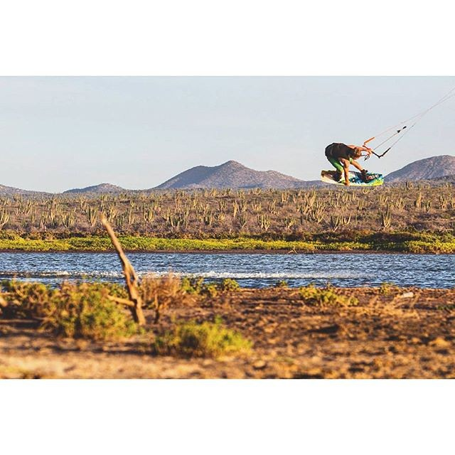 Just add water and @brandonscheid comes to life.  Photo: @bergeron_vincent