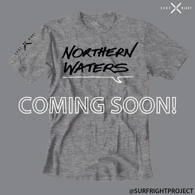 COLD WATER THREADS: Our backyard. Whether fresh or salted these waters are dark, grey and cold. And we like it that way.  COMING SOON!  #coldwaterthreads #coldwatersurf #surf #coldasf #northernwaters #freshwater #saltwater #salted #tee #heather...