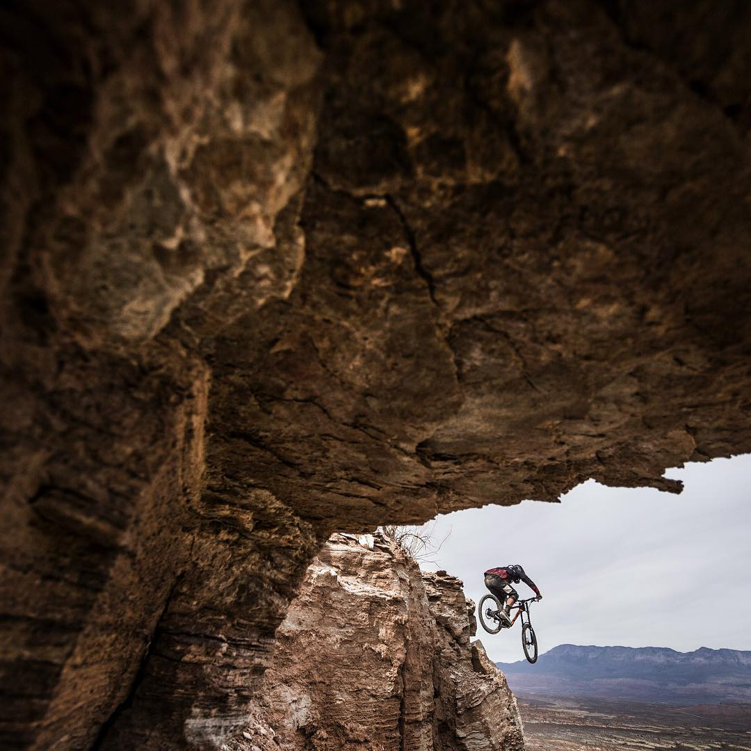 And we're off! |Click the link in bio to watch Rampage LIVE in 15 @redbull|