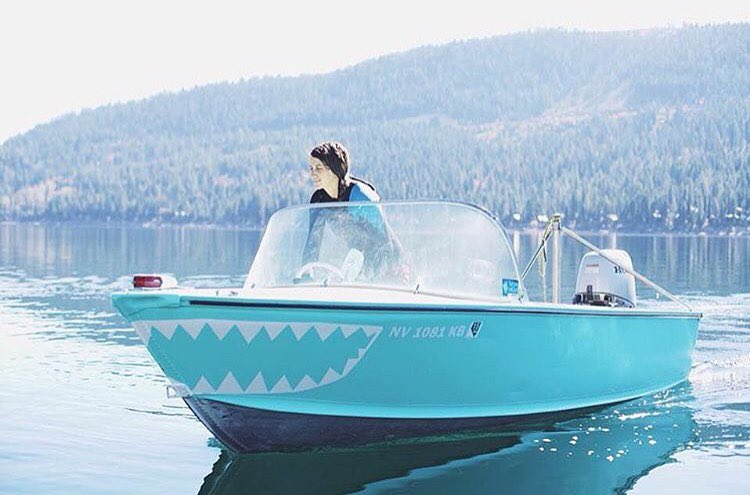 It's a shark kind of lifestyle for @jnonymous.  _ #thisisdonner #itswayoutthere