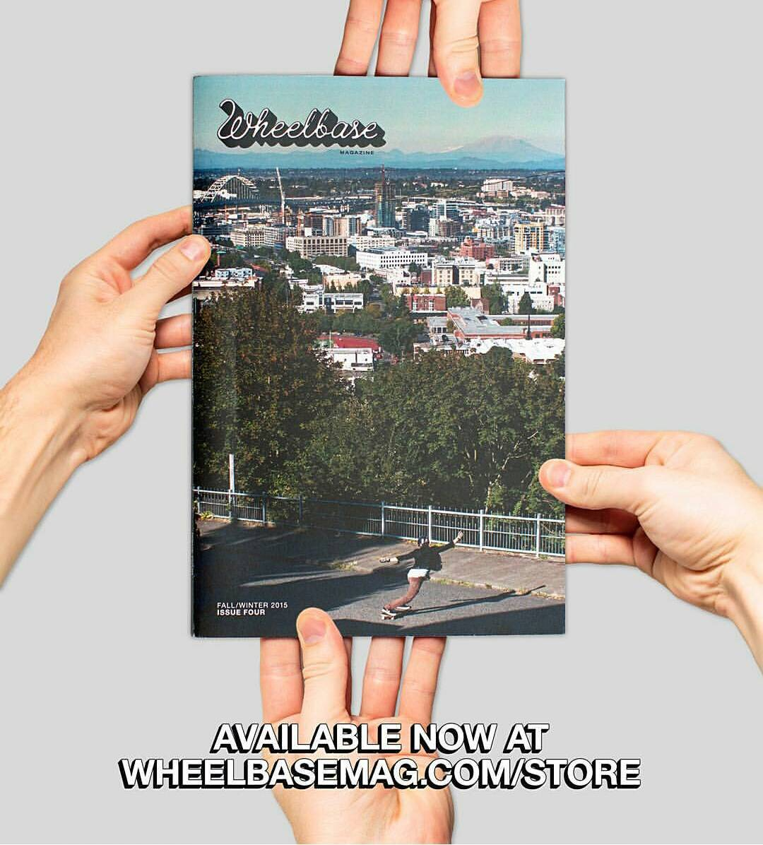 Issue 4 is out and about!  Available now at Wheelbase.com!  Grab a copy and get inspired to get rad!  #WheelbaseMag4 @wheelbasemag