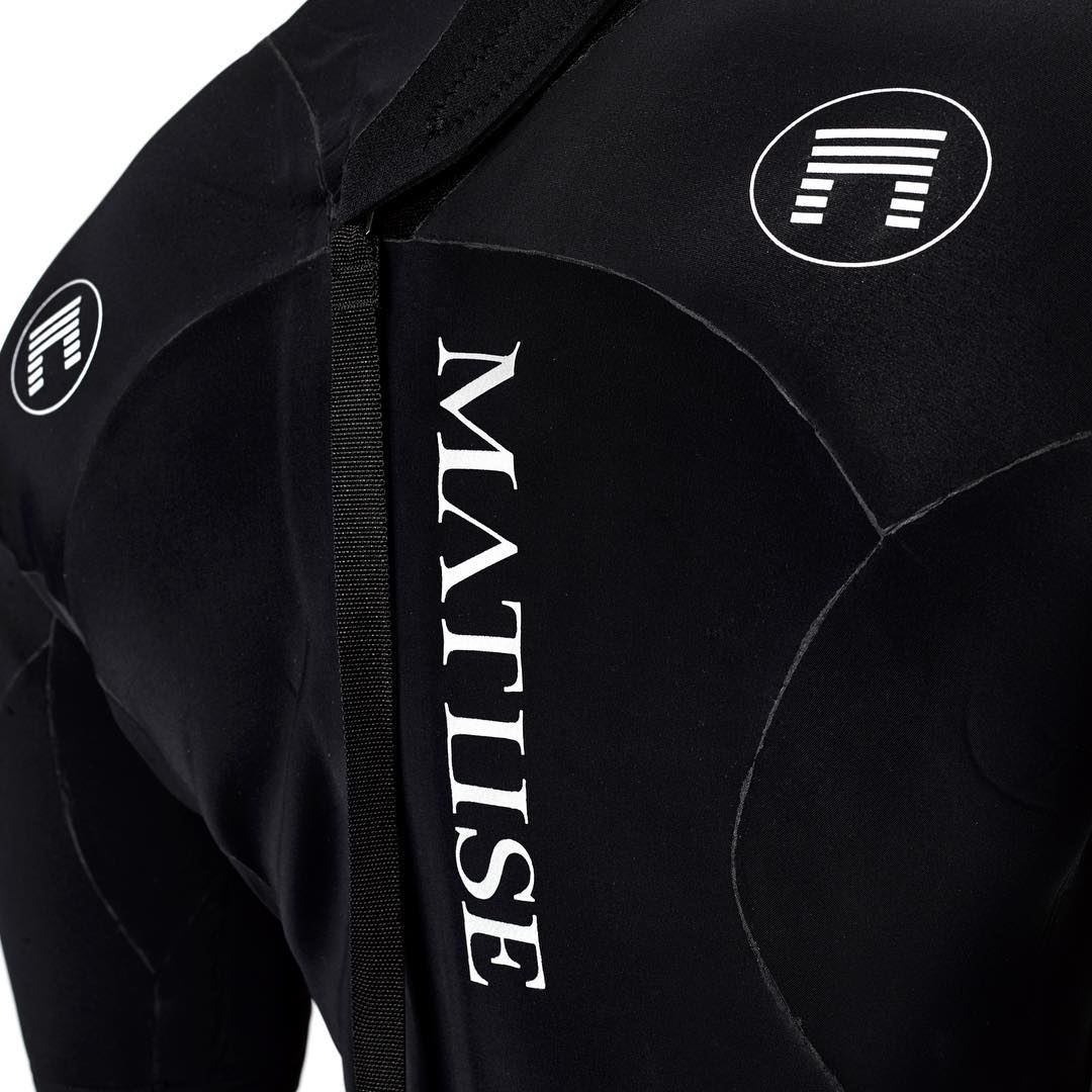 Made to the exact specifications of the United States Navy's SAR Swimmers, the Ichiban aka #geoprene aka the 2mm glued and blind stitched Hoplite G Spring aka the warmest spring suit on the planet that is now offered at 40% savings via @mitchssurfshop...