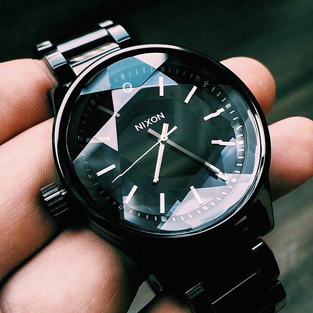 Thanks to @nickswatches for flying the Nixon flag with this beautiful shot of the Facet. Tag your photos #Nixon and you could be featured too. #NixonNow