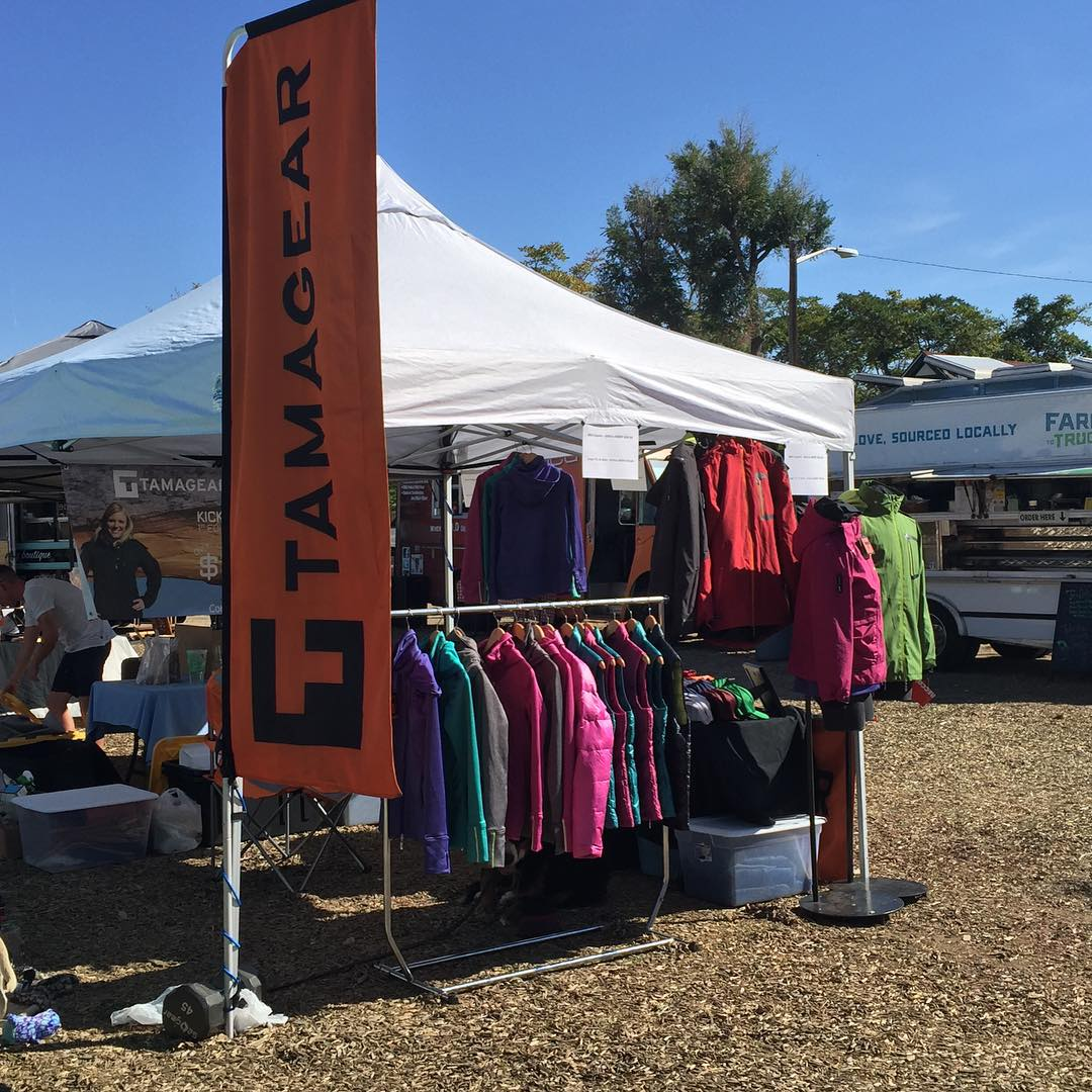 Big deals at the Big Womderful! #softshell #midlayer #tamagear #tshirts