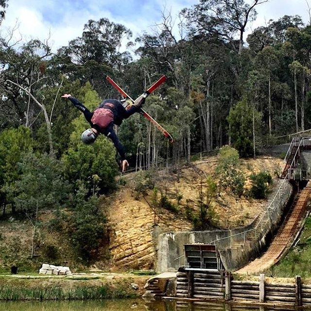 Big ups to 2014 Sochi Winter Olympian and member of the Australian Freestyle Ski Team, @mattgraham_moguls, for choosing the Ichiban aka #geoprene when he trains PC @teambullerriders #lovematuse #ckth