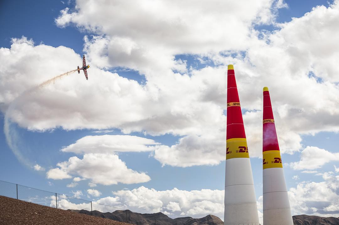 Day 1: Cloudy with a chance of #AirRace.