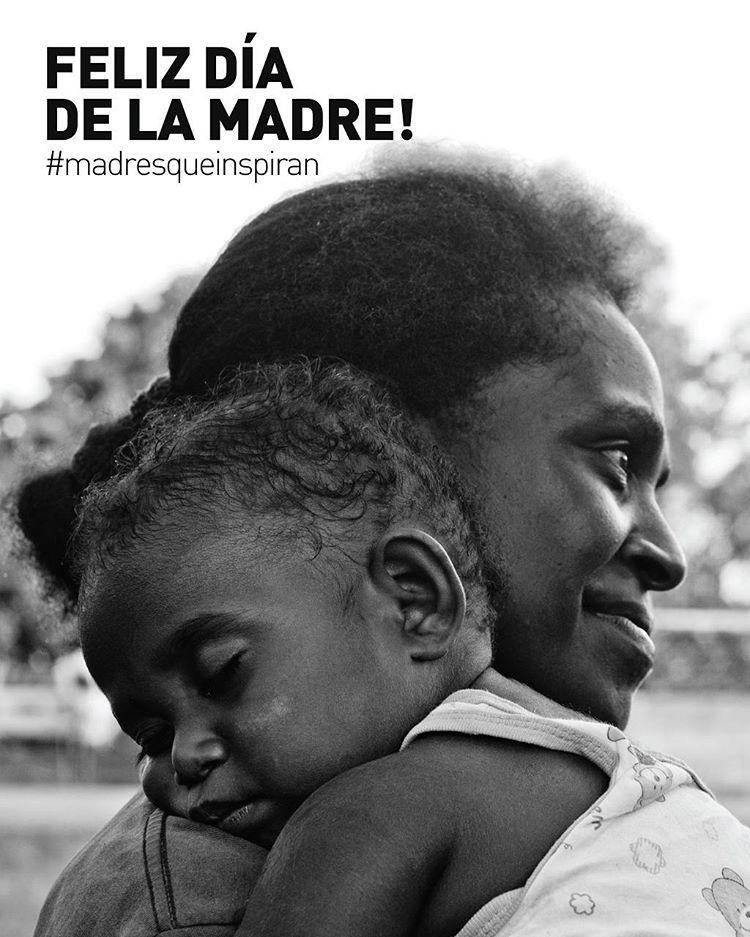 Porque siempre nos acompañan, nos apoyan y nos inspiran a ir en busca de nuestros sueños: FELIZ DÍA a todas las madres!!! #díadelamadre #mamá #felizdia #madresqueinspiran